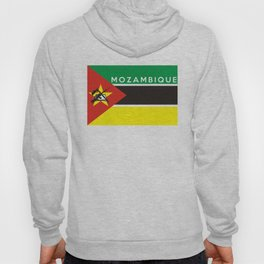 flag of Mozambique Hoody