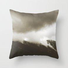 silence beckons 03 Throw Pillow