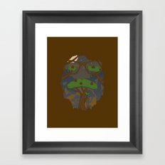 Father Nature Framed Art Print