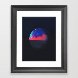 false Framed Art Print