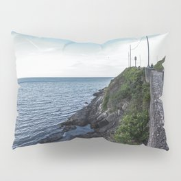 Along the sea in Ireland Pillow Sham