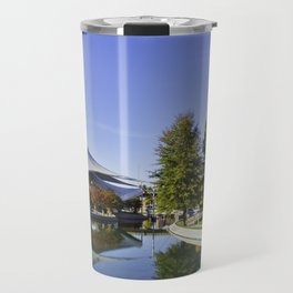 Sunsphere in the Fall Travel Mug