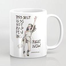 #ModelsFalling 1 Coffee Mug