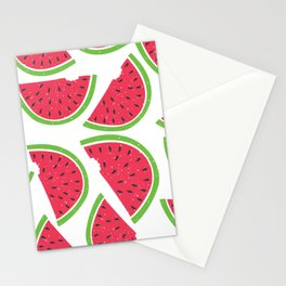 Watermelon Summer Stationery Cards