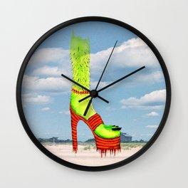 Beach Betch Wall Clock
