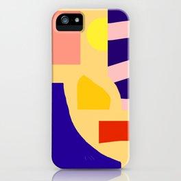 Saguaro desert iPhone Case