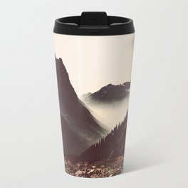 Montana Mountain Pass Travel Mug