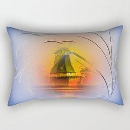 Greetsieler Twins Mills Rectangular Pillow