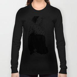 Fashion Illustration – Hana Cha S/S 2013 Long Sleeve T-shirt