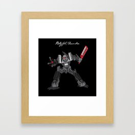 Piano Man Framed Art Print