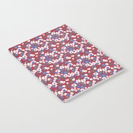Liberty print hero 2 Notebook