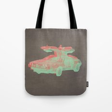 BACK TO THE FUTURE!!! Tote Bag