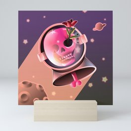 Lost In Space Mini Art Print