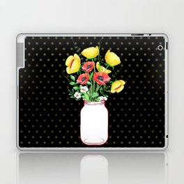 Mason Jar #3 Laptop & iPad Skin