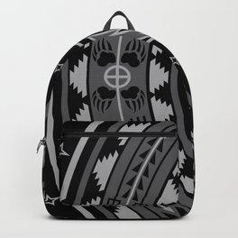 Bear Spirit (Gray) Backpack