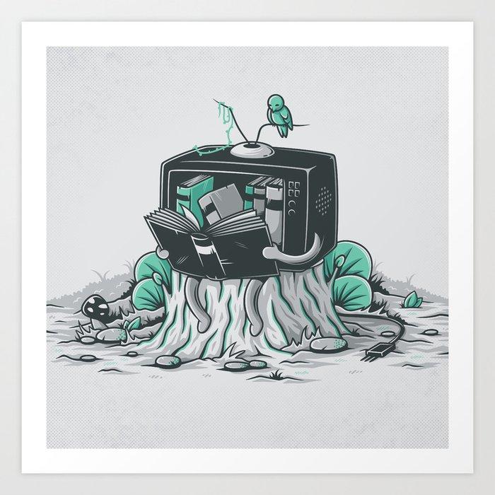 Rifacciamoci Art Print