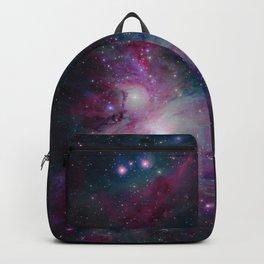 Orion Nebula dark unicorn Backpack