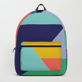 Colorful pattern XVII Backpack
