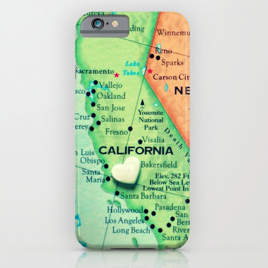 Cali iPhone & iPod Case
