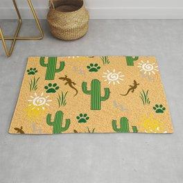 Desert Pattern Rug