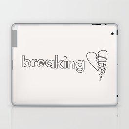 Breaking Hearts Laptop & iPad Skin