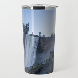 Vernal Falls, Yosemite National Park Travel Mug