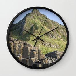 Giant's Causeway, Northern Ireland Wall Clock
