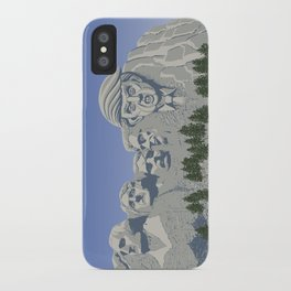 The New Kid on the Rock iPhone Case