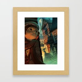 The Vanishings Framed Art Print