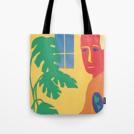 House Plant Tote Bag