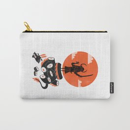 Samurai Sushi Carry-All Pouch