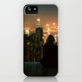 Citylights iPhone Case