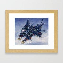 LIger Zero Jager Framed Art Print
