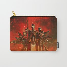 In The Heat Of Battle Carry-All Pouch