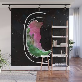 People of the Universe-Multiverse Commuter-Pink Wall Mural