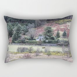 Travel to Ireland: A Country Home Rectangular Pillow