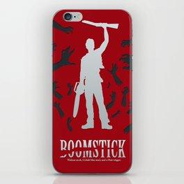 Boomstick iPhone Skin