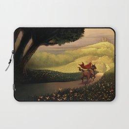 Rumpelstiltskin - Journey back to the Kingdom Laptop Sleeve
