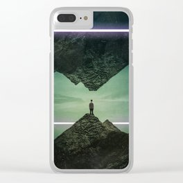 For Better Or Worse Clear iPhone Case