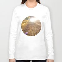 vancouver Long Sleeve T-shirts featuring Dunsmuir Vancouver by RMK Creative