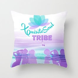 XQuisite Soul Tribe Throw Pillow