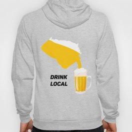 California Drinking Team Beer Lovers Drink Local Hoody