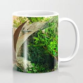 Fantasy Worlds 3D Dinosaur 2 Coffee Mug