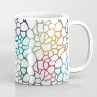 Abstract Net Mug