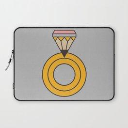 Draw Ring Laptop Sleeve