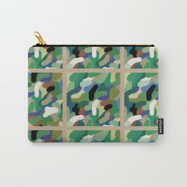 Camouflage in Windows Hero Tribute Carry-All Pouch
