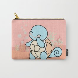 Cute Squir tle Carry-All Pouch