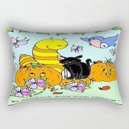 """""""Good Friends"""" Rectangular Pillow"""