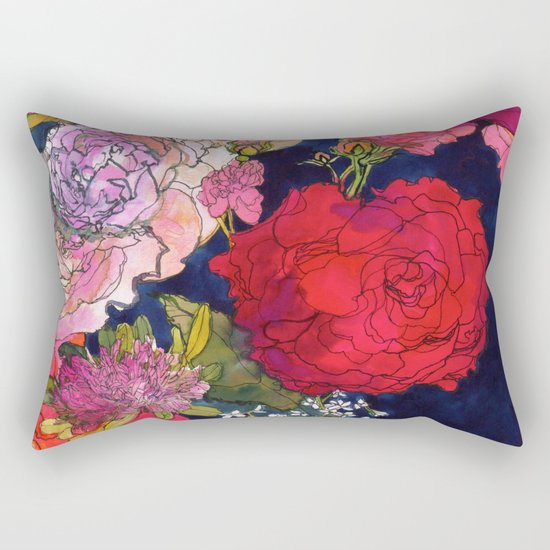 You Promised Me Roses Rectangular Pillow