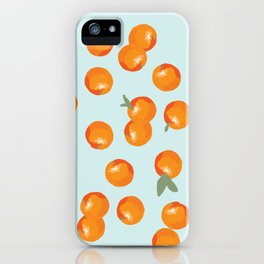 Clementime iPhone Case